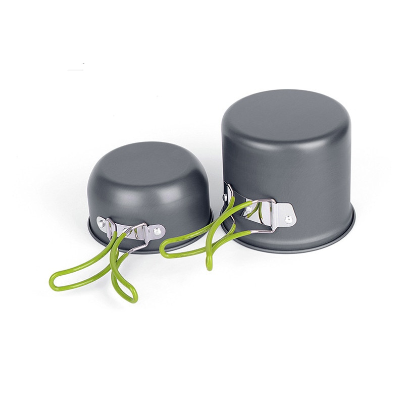 Ultralight Camping Cooking Set