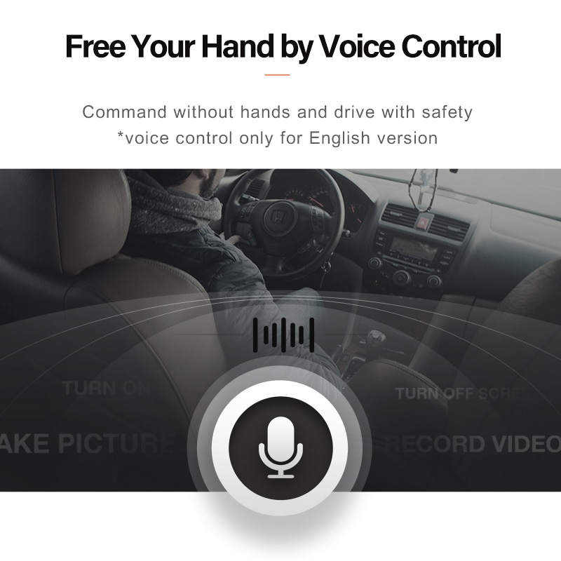 Voice Control GPS Camera