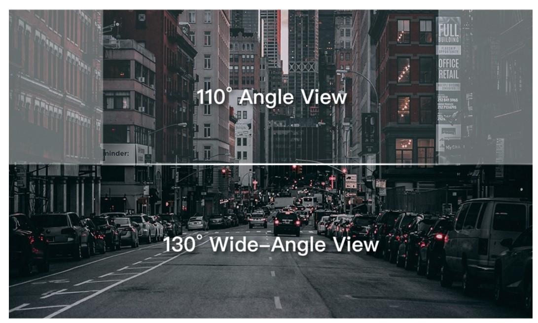 Voice Control 1080P HD Night Vision Camera