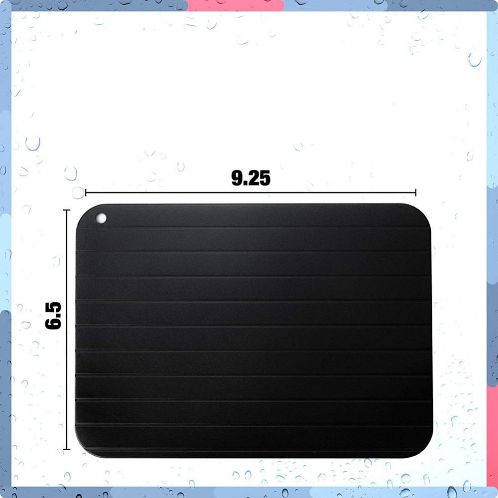 Fast Defrosting Tray for Kitchen